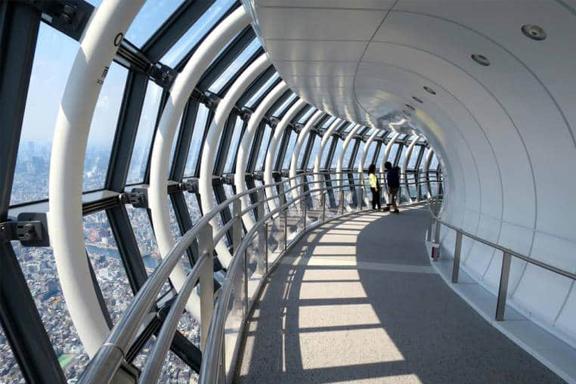 Mẹo tiết kiệm tiền khi đi Tokyo Skytree tại Nhật Bản